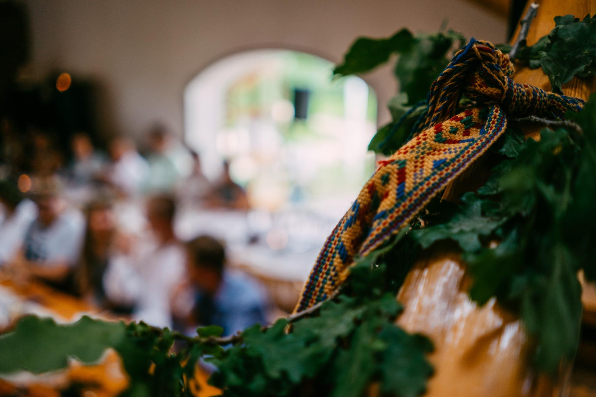 """Traditional Latvian Midsummer Festival """"Līgo"""""""
